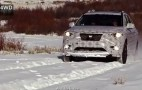 Take A Ride With Engineers Testing The New 2013 Nissan Pathfinder: Video