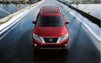 2013-14 Nissan Pathfinder, 2013 Infiniti JX35, 2014 Infiniti QX60 Recalled For Brake Issue
