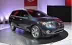 2013 Nissan Pathfinder Live Photos: 2012 Detroit Auto Show