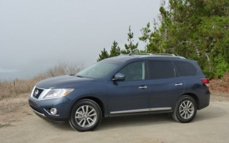 2013 Nissan Pathfinder Recalled for Leaky CVT Fluid Hose