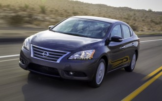 2013 Nissan Sentra Priced From $16,770