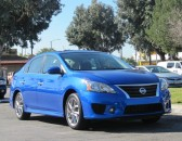 2013 Nissan Sentra, short test drive, Los Angeles, Feb 2013