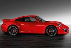 2013 Porsche 911 Carrera S equipped with Porsche Exclusive Aerokit