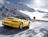 2013 Porsche 911 Carrera 4S Cabriolet
