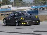 2013 Porsche 911 RSR race car