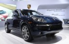 2013 Porsche Cayenne Diesel Live Photos: 2012 New York Auto Show