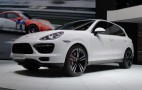 2014 Porsche Cayenne Turbo S Official Details And Live Photos