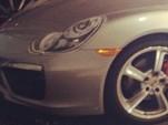 2013 Porsche Cayman leaked