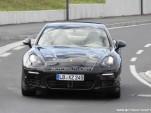 2013 Porsche Panamera Spy Shots