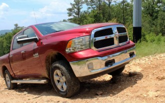 30 Days Of The 2013 Ram 1500: Off-Roading At Superlift ORV Park
