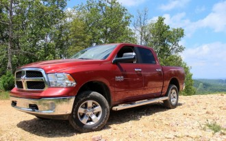 30 Days Of The 2013 Ram 1500: Gas Mileage, Little Rock