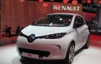 2013 Renault Zoe Electric Car: Paris Auto Show Live Photos