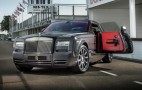 Rolls-Royce Bespoke Builds 'Chicane' Phantom Coupe