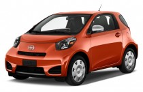 2013 Scion iQ 3dr HB (Natl) Angular Front Exterior View