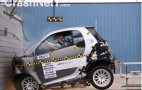 2013 Smart Electric Drive: 4 Stars Overall For Crash Safety From NHTSA