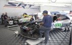 SRT Prepares Viper GTS-R Race Cars For 24 Hours Of Le Mans