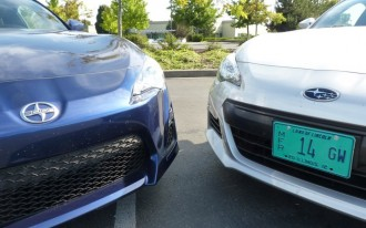 2013 Subaru BRZ Or 2013 Scion FR-S: What's The Difference?
