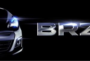 2013 Subaru BRZ teaser