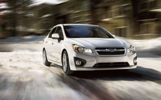 Subaru recalls 100,000 Forester, Impreza, Legacy, Outback vehicles over fire hazard