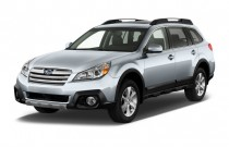 2013 Subaru Outback 4-door Wagon H6 Auto 3.6R Limited Angular Front Exterior View
