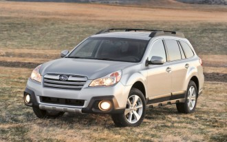 2013 Subaru Outback: Walkaround Video
