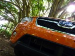2013 Subaru XV Crosstrek  -  First Drive, Oahu, July 2012