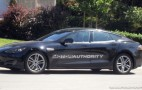 2012 Tesla Model S Prototype Spy Shots: Exclusive
