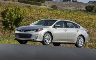 2013 Toyota Avalon: First Drive