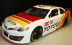 2013 Toyota Camry NASCAR Sprint Cup Race Car Debuts