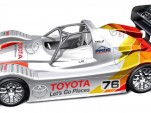 2013 Toyota EV P002 electric race car
