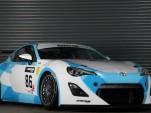 2013 GPRM Toyota GT 86 GT4 race car
