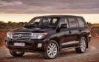 2013 Toyota Land Cruiser Preview