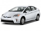 2013 Toyota Prius Plug In 5dr HB (Natl) Angular Front Exterior View