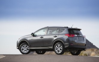 2013 Toyota RAV4: What The 'Poor' Small Overlap Rating Means