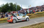 Toyota Yaris WRC Starts Testing