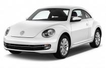 2013 Volkswagen Beetle 2-door Coupe Man 2.5L Angular Front Exterior View