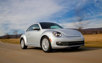 2013-2015 Volkswagen Beetle Recalled To Fix Shattering Sunroof