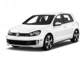 2013 Volkswagen GTI 4-door HB DSG PZEV *Ltd Avail* Angular Front Exterior View