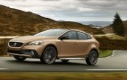 2013 Volvo V40 Cross Country Preview: 2012 Paris Auto Show
