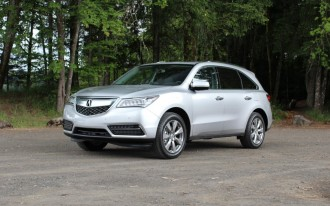 2014 Acura MDX Video Road Test