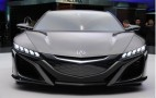 Acura NSX Concept Video Preview