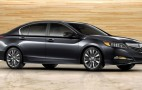 2014 Acura RLX Preview: 2012 Los Angeles Auto Show