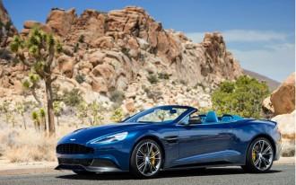 2014 Buick LaCrosse Priced, 2014 Aston Martin Vanquish Volante Revealed: Car News Headlines