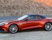 2014 Aston Martin Vanquish Volante  first drive, Palm Springs