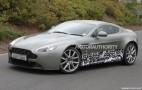 2014 Aston Martin Vantage Test-Mule Spy Shots