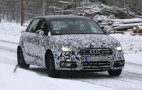 2014 Audi A1 Spy Shots