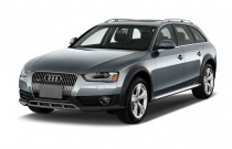 2014 Audi Allroad 4-door Wagon Premium Angular Front Exterior View