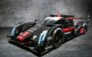 2014 Audi R18 e-tron quattro Le Mans Prototype race car