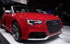 2014 Audi RS 5 Cabriolet Live At The 2013 Detroit Auto Show