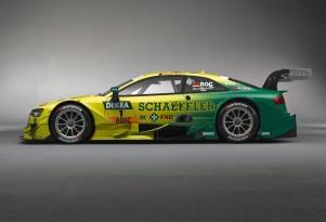 2014 Audi RS 5 DTM race car